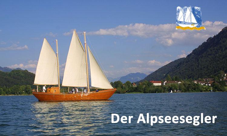 Alpseesegler Santa Maria Loreto in Immenstadt