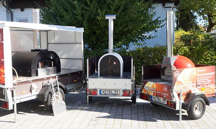 Das Backofenmobil aus Kempten
