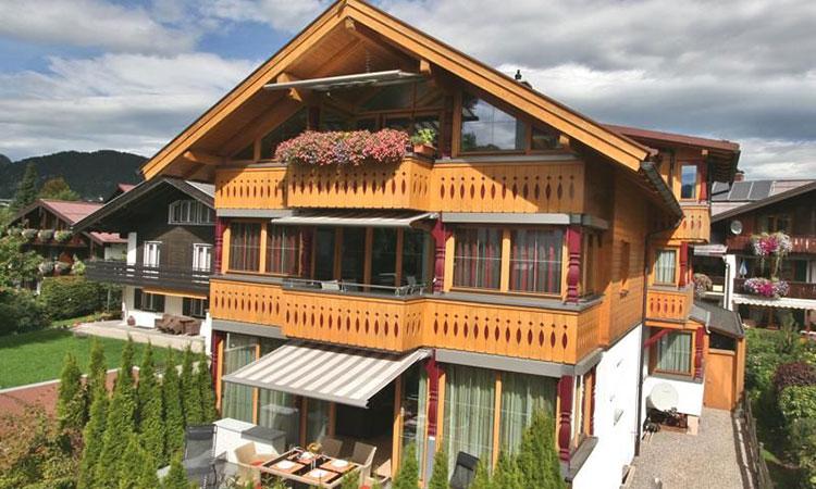 Ferienwohnungen Alpenflair in Oberstdorf