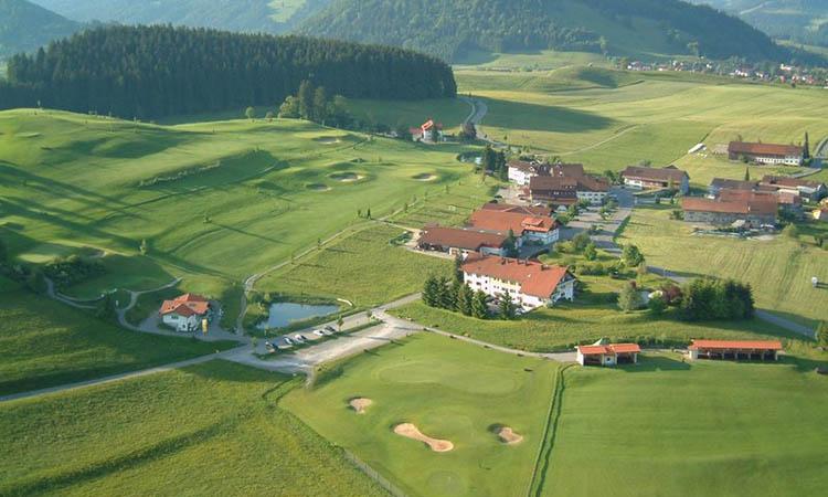 Hotel Johanneshof in Oberstaufen