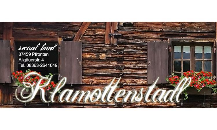 Klamottenstadl - Second Hand in Pfronten